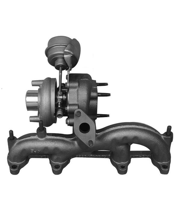Turbosuflanta Volkswagen 1.9 TDI 100 cp