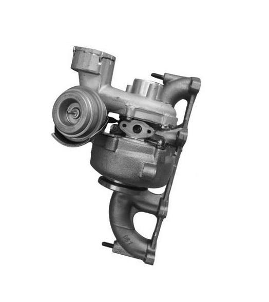 Turbosuflanta Volkswagen 1.9 TDI 105 cp